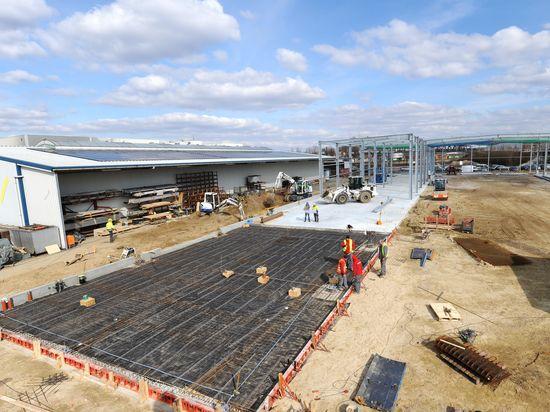 Industriehallenbau (Vorschaubild)