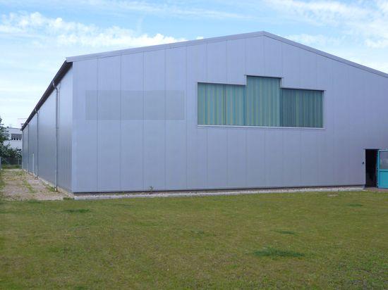 Gewerbehallenbau (Vorschaubild)